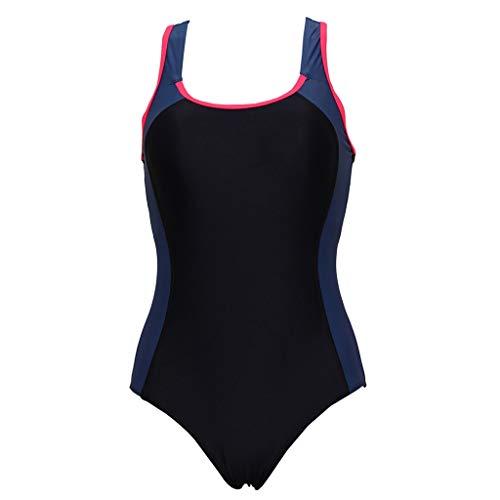 Féminin maillot européen Bain maillot Serré De Conservateur Couleur Bikini Professionnel Ro Professionnel Pure Et Maillot Sport couleur Noir Qrfdain Sexy Américain X0wq1q