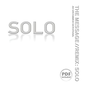 The Message//REMIX Solo Audiobook