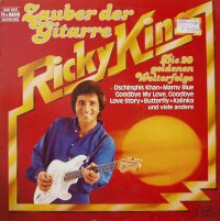 Ricky King - Ricky King - Zauber Der Gitarre - Epic - Epc 83844 - Zortam Music