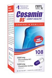 Cosamin DS For Joint Comfort & Mobility 108