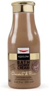 Aquo Lina Chocolate Bath and Shower Cream Chocolate & Ron 250 ...