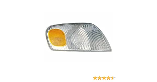 HEADLIGHTSDEPOT Compatible with Toyota Corolla Signal Light OE Style Replacement Driver//Passenger Pair New
