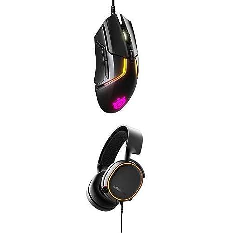 Amazon.com: SteelSeries Rival 600 - Juego de 5 auriculares ...