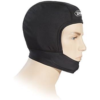 Shoei Full Head Liner Off-Road Helmet Accessories - Black One Size