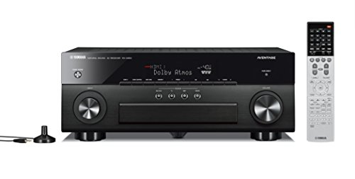 Yamaha RX A860BL Channel Network Receiver