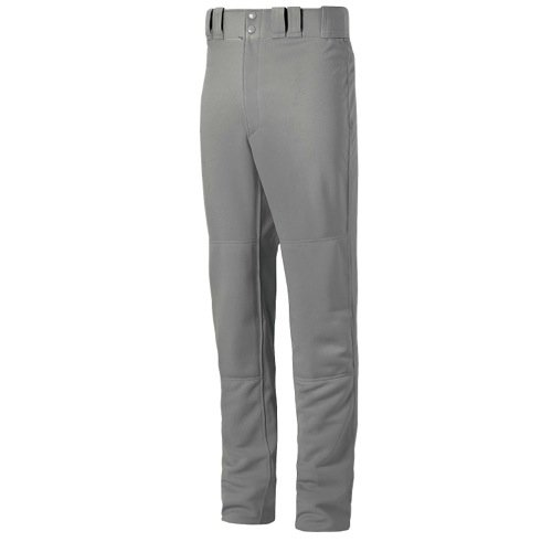 Mizuno Adult Men's Premier Pro Baseball Pant G2, Grey, X-Small