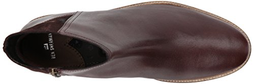 Ben Sherman Mens Gaston Zip Chukka Boot Marrone