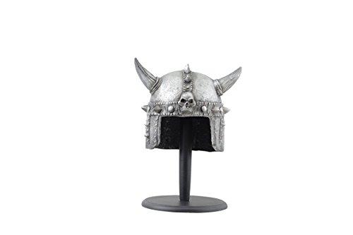 Borde de héroe G-L22 látex casco de Vikingo
