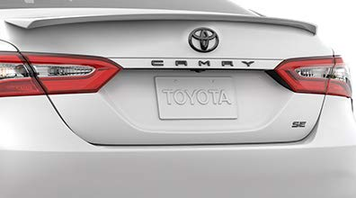 (Genuine Toyota Camry XSE Blackout Emblem Overlays PT948-03190-02)