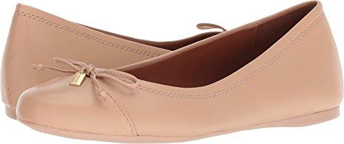 Coach Flats Shoes - Coach Women's String-Tie Ballet Beechwood Leather 8 M US