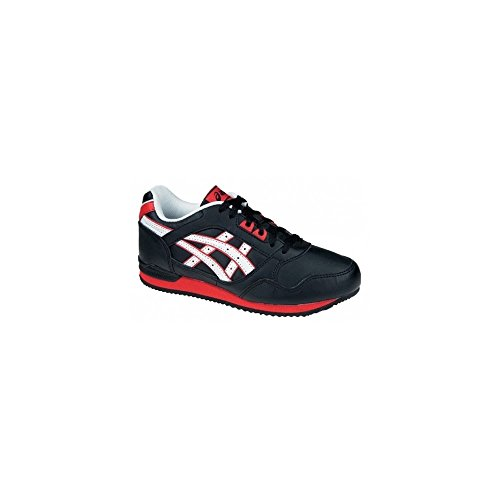 Asics Stormer GS Kinderschuh CY814/9023 Farbe: Black/White/Red