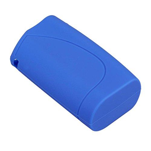 WeiYun Anti Slip/Dust/Corrosion Silicone Holder Cover Case Pouch Sleeve For E-cigarette IPV Vesta 200w TC Box (Blue)