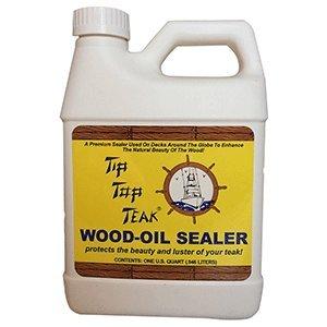 - Tip Top Teak Teak Oil Sealer
