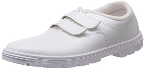 Prefect (from Liberty) S/Boy-V White EVA Formal Shoes - 5 UK