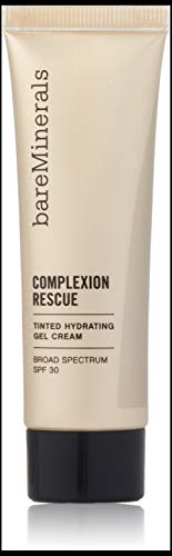 bareMinerals Complexion Rescue Tinted Hydrating Gel Cream SPF 30 03 Buttercream for Women, 0.68 Ounce