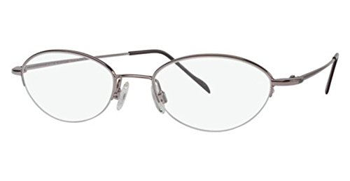Flexon Flx 883Mag-Set Eyeglasses 045 Silver Rose Demo 48 18 135 ()