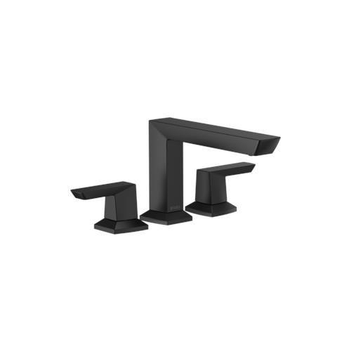 izo Vettis: Roman Tub Faucet Matte Black T67388-BL. ()