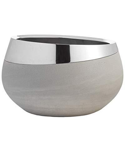"""Nambe Forte Bowl – 8"""""""
