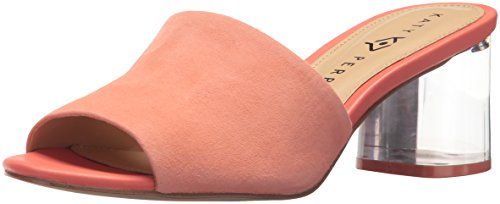 Katy Perry WoMen The Kaitlynn Heeled Sandal Pop Pink