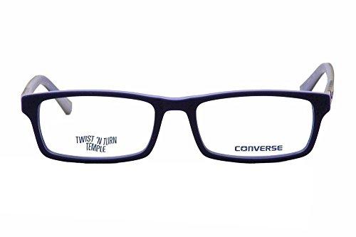 Lunettes de vue CONVERSE Q039 UF Bleu 53MM