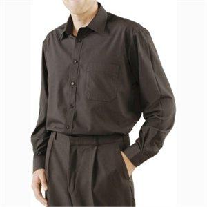 Camisa de camarero masculina negra: Amazon.es: Hogar
