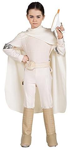 Costume Padme Filles - Star Wars Deluxe Padme Amidala Costume,
