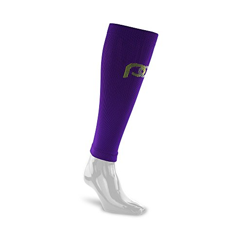 PRO Compression Calf Compression Sleeve for Calf Pain Relief   Calf Guard for Running, Cycling, Nurses, and Sports