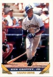 Amazoncom 1993 Topps Baseball Card 179 Ken Griffey Jr