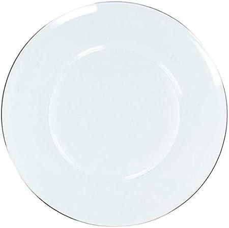 Duralex Lys plato tendido 23,5cm, 6 platos