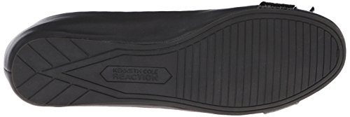 Kenneth Cole Reaction Truth Time Femmes US 9.5 Noir Chaussure Plate