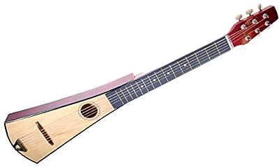 Shop4Omni Steel String Backpacker Travel Guitar with Bag