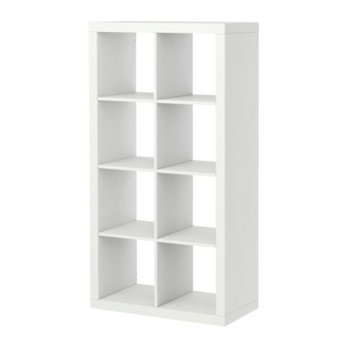 Merveilleux Ikea Kallax Bookcase Room Divider Cube Display