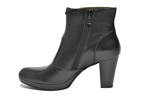 Nero Giardini Polacchini scarpe donna nero 5961 A615961D