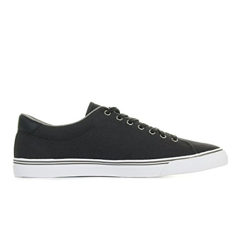 Fred Perry Underspin Canvas Charcoal B9090491, Scarpe sportive