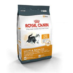 Royal Canin Feline Care Nutrition Hair and Skin 33 Dry Cat Food, My Pet Supplies