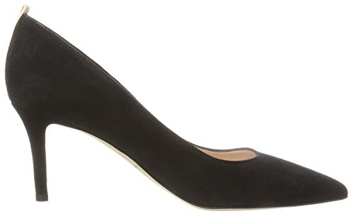 SJP by Sarah Jessica Parker Fawn 70, Scarpe con Tacco Donna Nero (Black Suede)