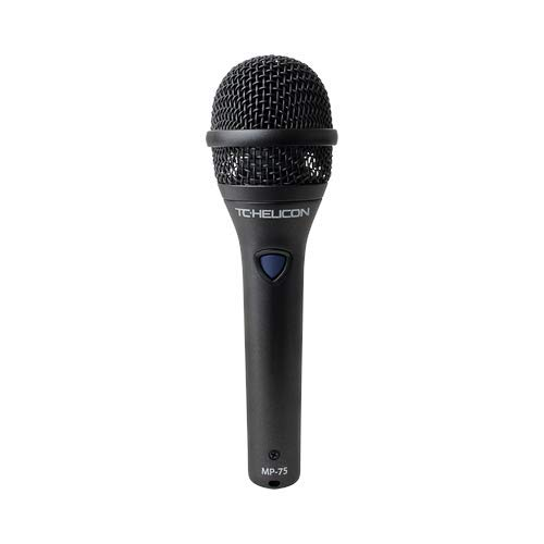 TC Electronic Vocal Microphone MP-75 Dynamic Microphone, Super-Cardiod ()