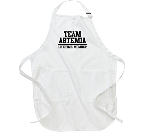 Team Artemia Lifetime Member Name Father's Day Gift Apron