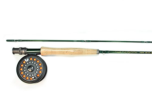 TFO Lefty Kreh Signature Series II 690-2 Complete Fly Rod Outfit (9'0