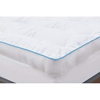 Amazon.com: Therapedic 2 inch Twin XL Memory Foam Mattress ...