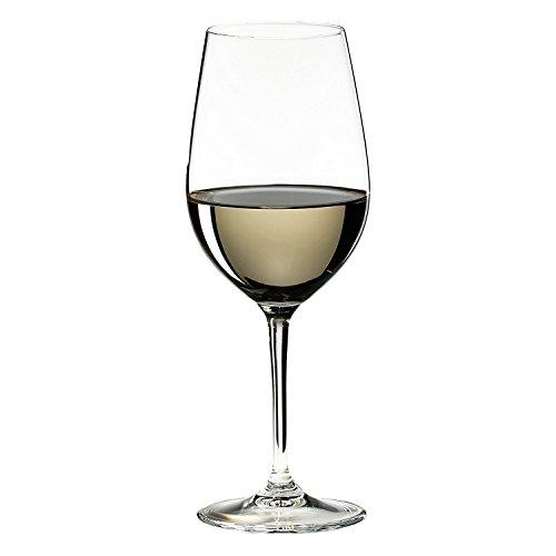Riedel Vinum Leaded Crystal Riesling Grand Cru/Zinfandel Wine Glass, Set of 6