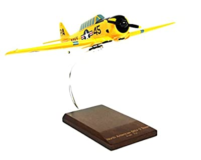Mastercraft Collection North American AT-6A Texan I (Yellow) USAF Model Scale:1/32