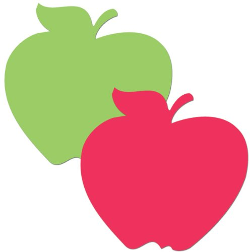 Creative Teaching Press Two-Color Calendar Cut-Outs, Apple (4950)