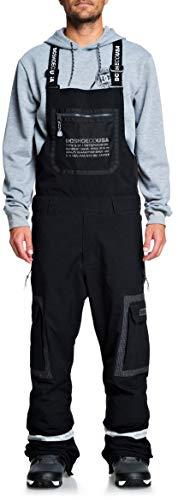 DC Revival Bib Snowboard Pants Mens