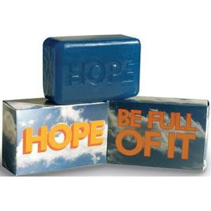 Hope Soap, 9 oz / 250 grams by KalaStyle