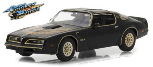 DIECAST 1:43 Hollywood - Smokey and The Bandit 1977-1977 Pontiac Firebird Trans AM 86513 by Greenlight
