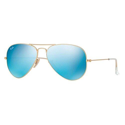 Eyeglass Frames Virginia Beach : Ray-Ban Womens RB 3025 Sunglass, Gun, 62 mm Eyewear Club