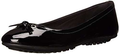 Cole Haan Womens Juliet Escape Ballet Flat Black Wp Patent
