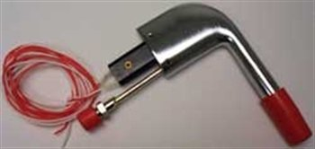 FALCON GAUGE 12-AN5812-1 14V Heated Pitot Tube for Vans RV's ()