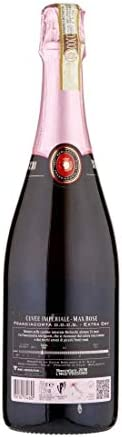 Berlucchi Cuvée Imperiale Max Rosé Franciacorta DOCG Extra Dry [ 6 Botellas x 750ml ]